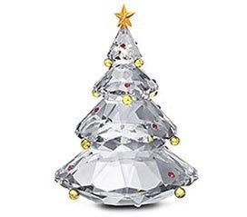 - Swarovski Crystal Christmas Tree