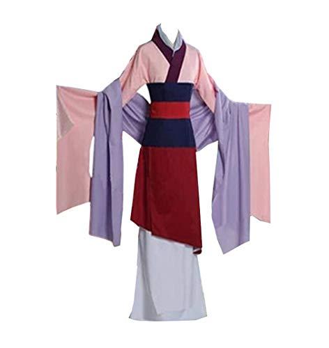 HICOSER Princess Chinese Heroine Dress Costume Halloween Ball
