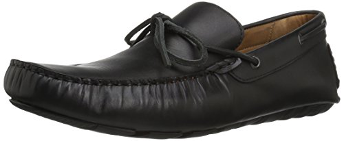 Gh Bass & Co. Mens Wyatt Mocassino Slip-on Nero