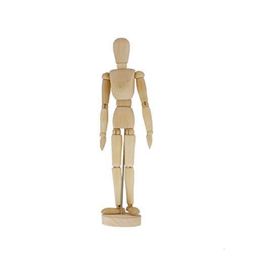 US Art Supply Articulated Mannequin