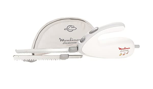 Amazon.com: Moulinex Electric Knife Moulinex Djac41: Home ...