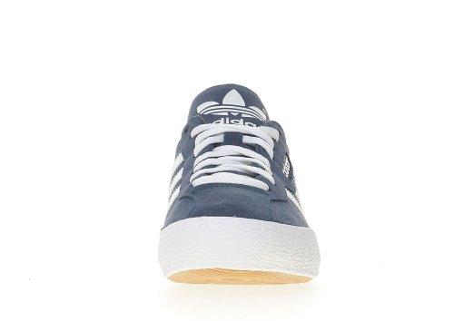 Adidas  Samba, Herren Sneaker Blau Marineblau