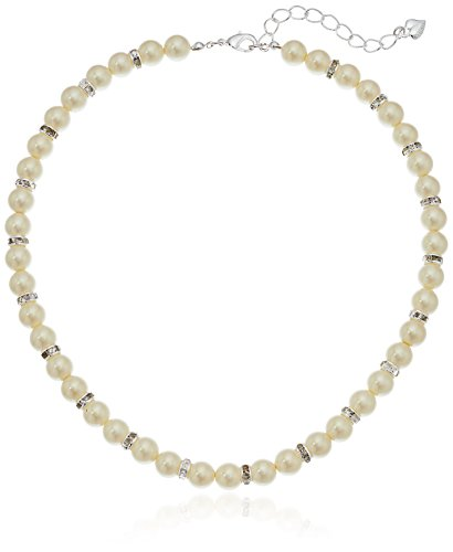 Carolee Pearl Necklace Jewelry - 5