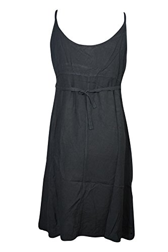 Schwarz Kleid Interior blau blau Mogul Damen Cocktail qYw6pnF