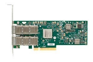 Mellanox ConnectX-3 VPI MCX354A-FCBT - network adapter - 2 ports by Mellanox Technologies