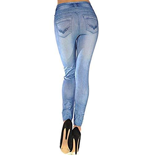 Fit Blau Jeans Couleur Femme Denim Droite Boyfriend Unie Femmes De Jambe Stretch Doux Serrés Fashion Lannister Mode Slim Dames Pantalons ZPiXOku