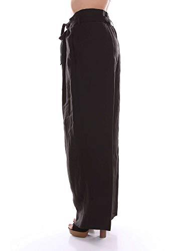 Pantalón Forte 5529nero Mujer Poliéster Negro OwXZ1aqX