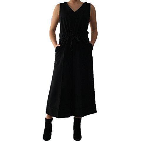 Damen Kleid Schwarz Imperial Schwarz Imperial Kleid Damen Imperial R6Y11Xx