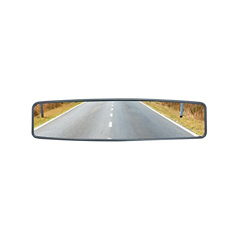 Wide Angle Panoramic Rear View Mirror