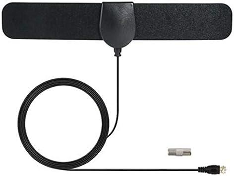 Shumo Alcance de 300 Millas Antena TV HD Digital Skywire 4K Antena HDTV Digital para Interiores 1080P: Amazon.es: Electrónica