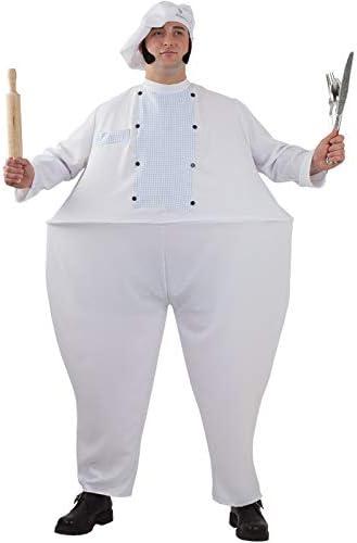 DISBACANAL Disfraz Cocinero Gordo - -, XL: Amazon.es: Juguetes y ...