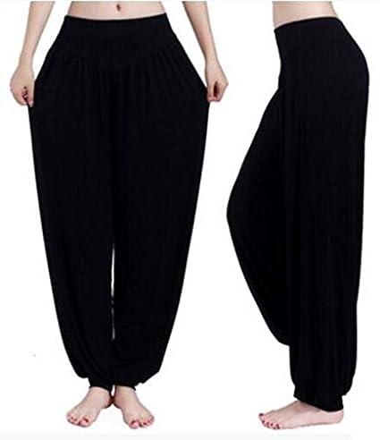5885f54feb BEESCLOVER Women Yoga Pants Women Plus Size Yoga Leggings Colorful Bloomers  Dance Yoga Taichi Full Length