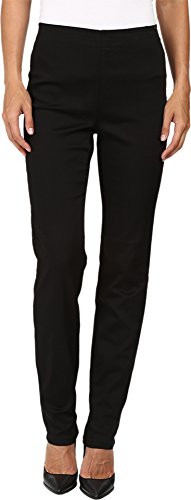 FDJ French Dressing Jeans Women's D-Lux Denim Pull-On Super Jegging in Ebony Ebony Jeans