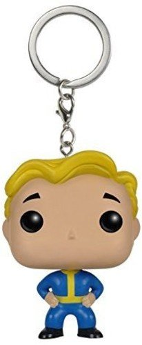 Funko - Porte Clé Fallout - Vault Boy Pocket Pop 4cm - 0849803086862