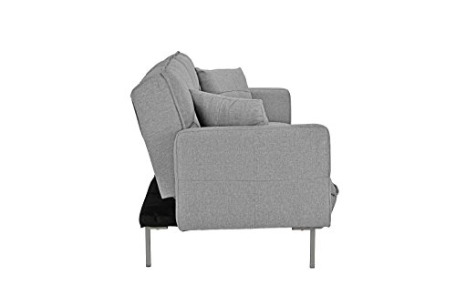 Excellent Divano Roma Furniture Collection Modern Plush Tufted Linen Squirreltailoven Fun Painted Chair Ideas Images Squirreltailovenorg