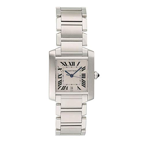 Pre Owned Cartier Tank - 6
