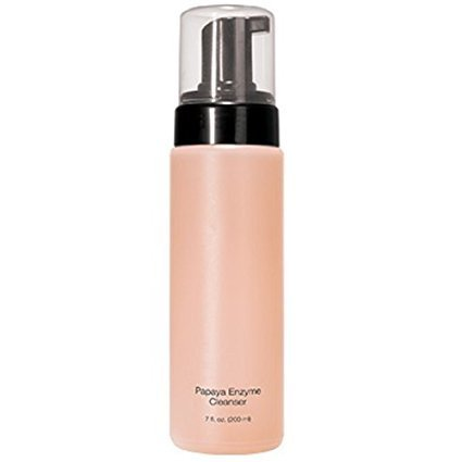 Papaya Enzyme Cleanser - Exfoliating Gentle Foaming Face Wash w/ Natural Enzymes - 7.5 oz.