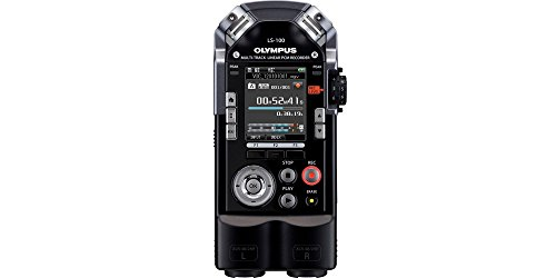 Olympus LS 100 Voice Recorder product image