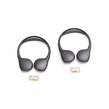 Image of GM Accessories 22863046 Wireless Headphones Set (Pack of 2) Car Headphones