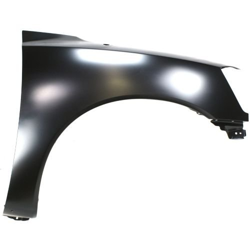 MAPM Front,Right Car & Truck Fenders Steel With antenna hole NI1241182 FOR 2005-2015 Nissan Titan