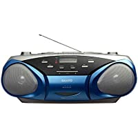 SANYO MCD-V199M Cd Radio Cassette Player Karaoke W/MP3