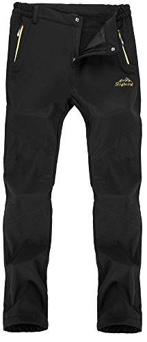 Singbring Men's Outdoor Lightweight Quick Dry Hiking Pants