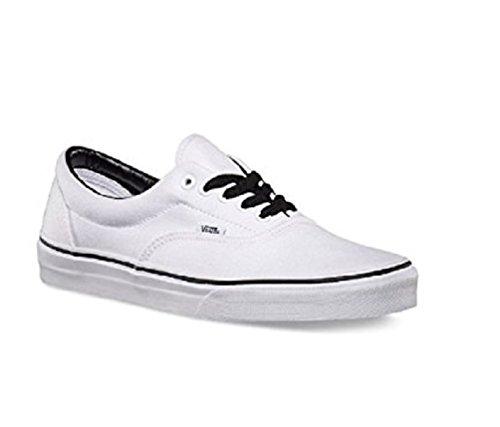 Skateboarding Vans black White Womens True Era Shoes UEEAwqC