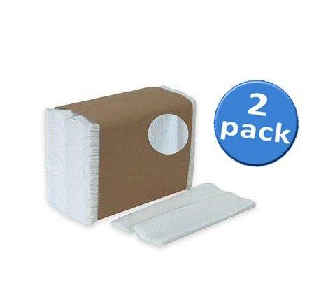Tall Fold Paper Napkin Refill (Cut Napkin)