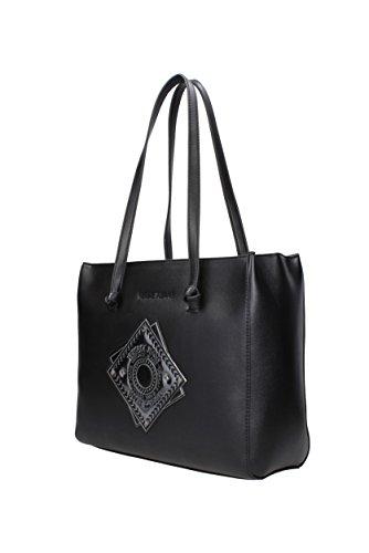 Bolsos de hombro Versace Jeans Mujer - Poliéster (E1VQBBA775425) Negro