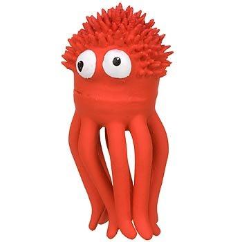 PETCO Vinyl Octopus with Squeaker Dog Toy, My Pet Supplies