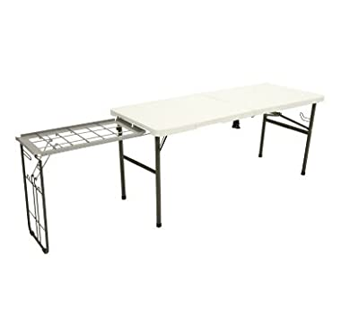 80240 Lifetime Products Tailgate Table