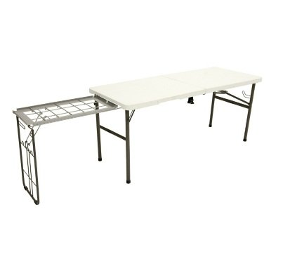 in incredible foot with fold picnic benches ft lifetime tables table half folding