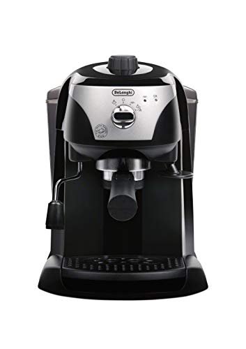 (De'Longhi EC220CD 15-Bar Pump Driven Espresso Maker)