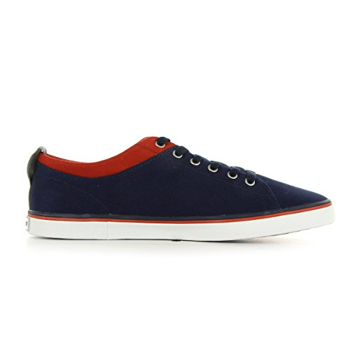 Fred Perry Hallam Twill B4187584, Baskets Mode Homme