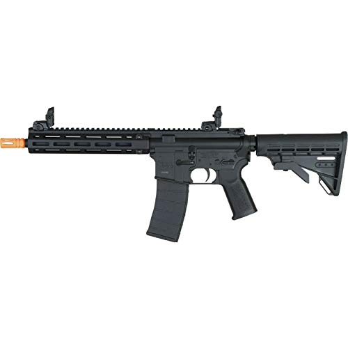 (Tippmann Airsoft Rifle CQB V2 - Orange Tip Semi/Full 300-338 fps 1j USA)