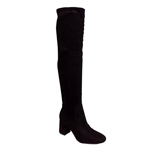 amp; Schwarz Stiefel Stiefeletten LolaBlue schwarz Damen 36d746 twRU8S
