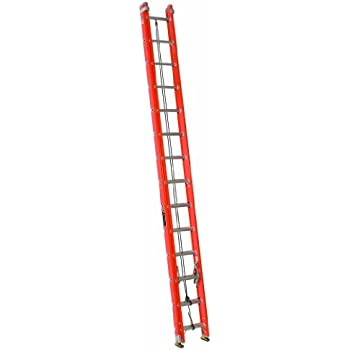Amazon Com Louisville Ladder Fe3224 Fiberglass Extension