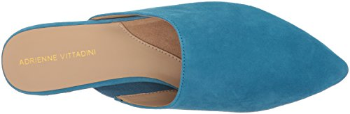 Vittadini mujer Pantuflas Azul para mujer Flory Adrienne Para zwvPxzq