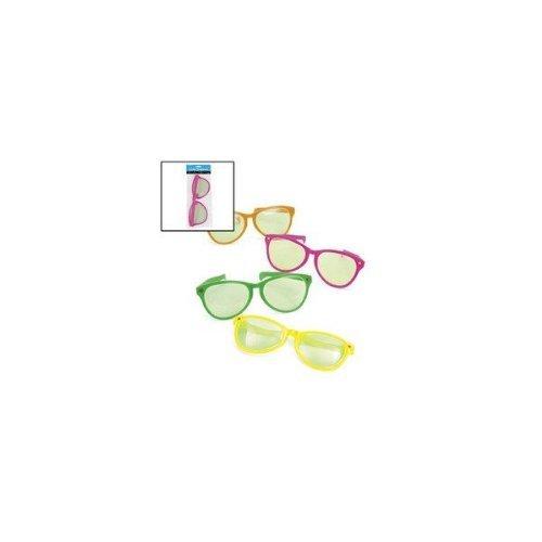 Plastic Jumbo Sunglasses dozen Bulk