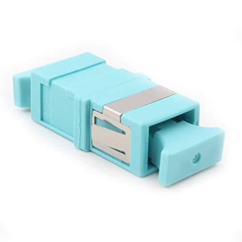 COMMSCOPE UNFA-SC01-AQ Fiber Optic FACEPLATE Adapter