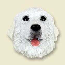 Great Pyrenees Magnet by Conversation Concepts