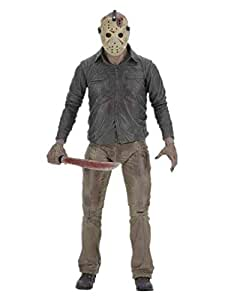 Spot Diffuse Black Friday Ghost Street Freddy 5th Generation Jason Deluxe Edition Hand-made figure Model-Y