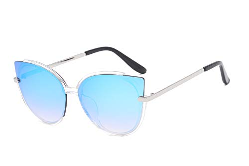 de Personalidad Mujer Sol polarizadas C Intellectuality Hombre D Retro nbsp;Gafas de de Gafas Ojos Sol w7qAnH8