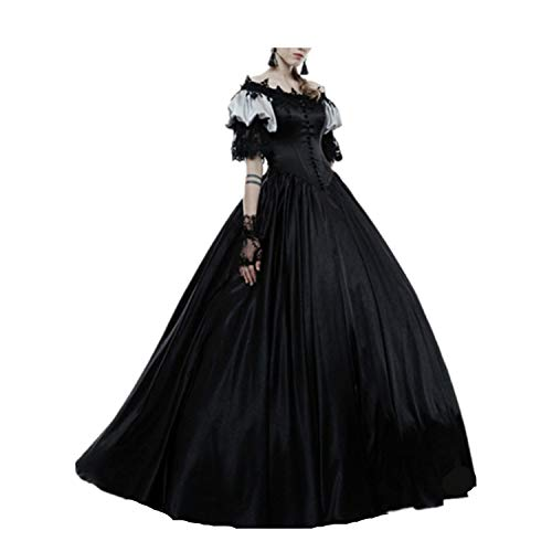 LY-VV Womens Marie Antoinette Rococo Ball Gown