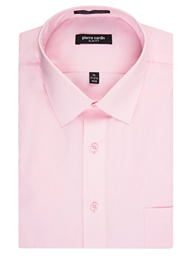 pierre-cardin-mens-1019-slim-fit-solid-broadcloth-semi-spread-collar-shirt-cherry-pink-16-165-2-3
