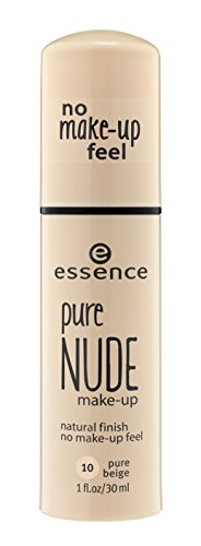 essence Pure Nude Make-Up, 10 Pure Beige