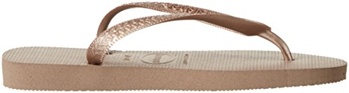 Havaianas Rose Beige Gold Chanclas para Mujer r7qrPZ