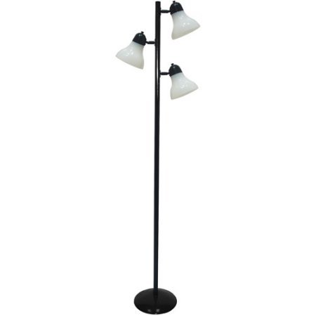 Mainstays 64'' Track Tree Floor Lamp, (Track Tree Floor Lamp)