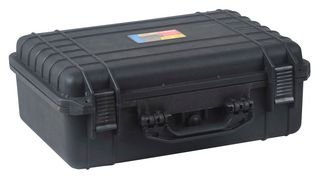 WATERPROOF CASE, PP, BLACK 22-24115 By DURATOOL 22-24115-DURATOOL