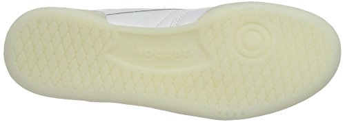 Reebok BD4463, Zapatillas Mujer Blanco (White/lgh Solid Grey)